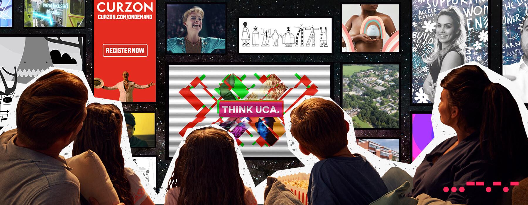 Advertising banner image