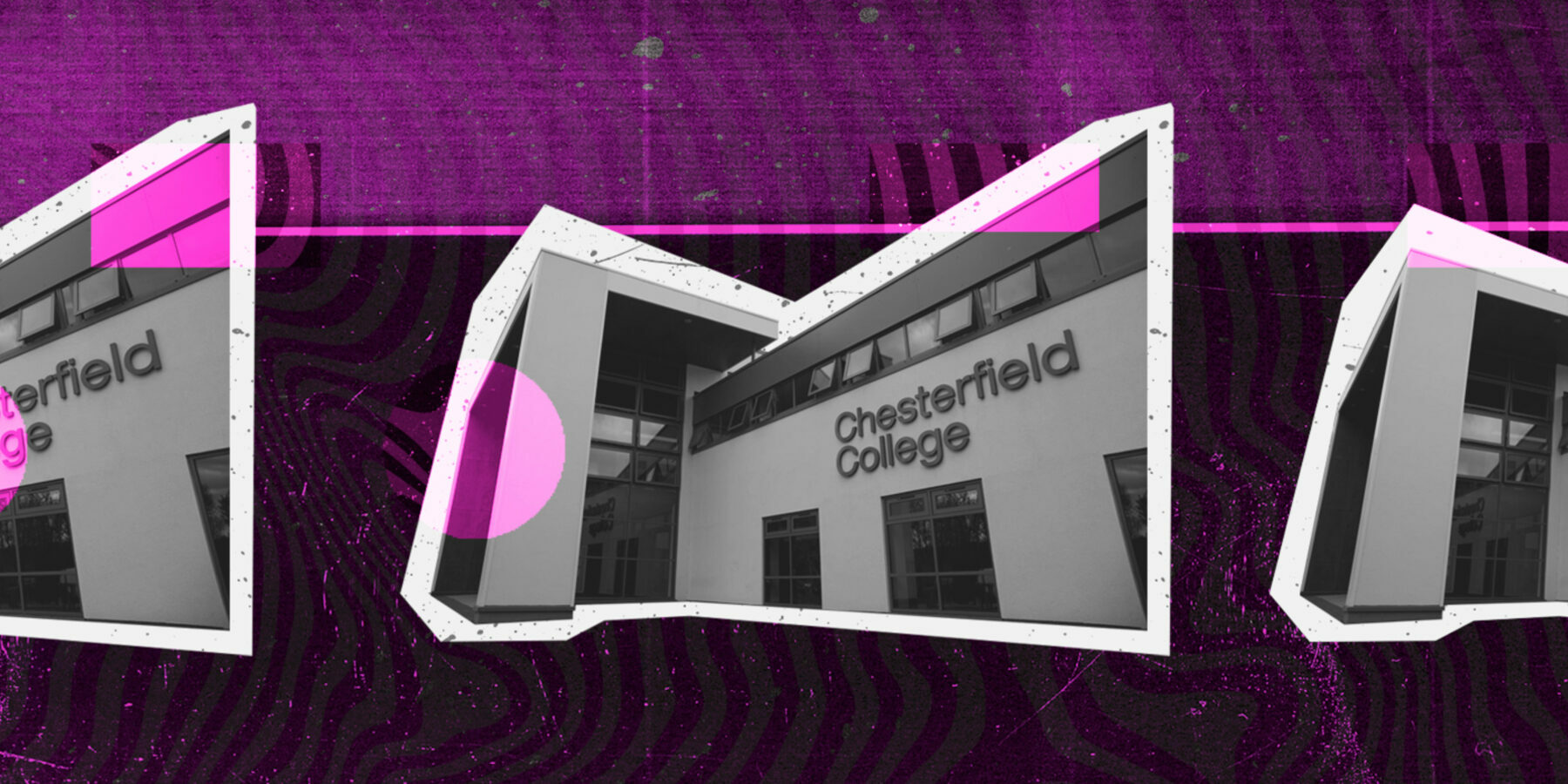Chesterfield desktop header