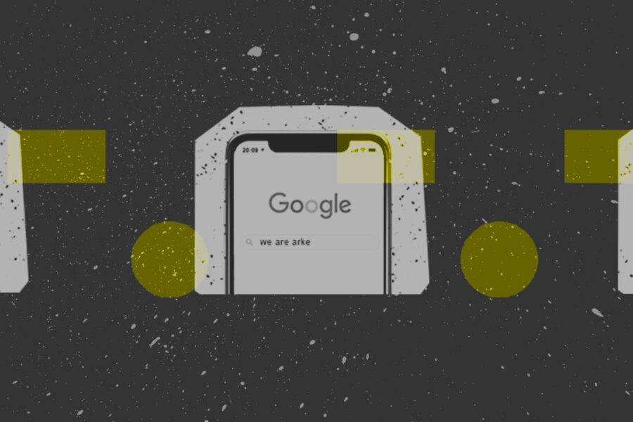 Dynamic Search masterclass desktop header