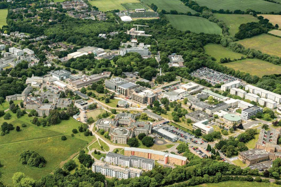 University of Kent case study header desktop