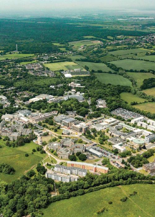 University of Kent case study header mobile