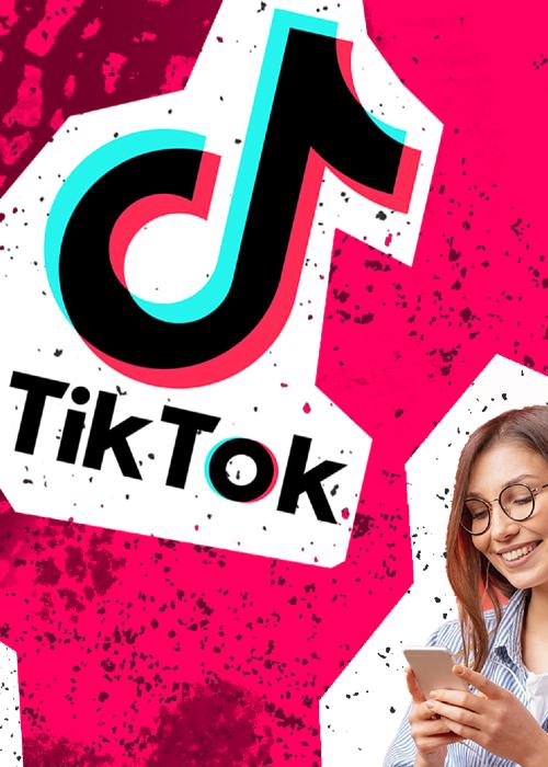 TikTok Q&A mobile