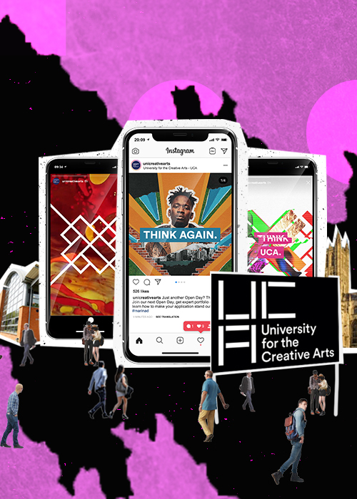 UCA header mobile