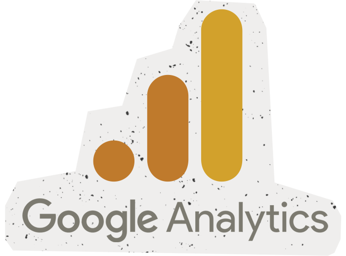 Google Analytics sub heading